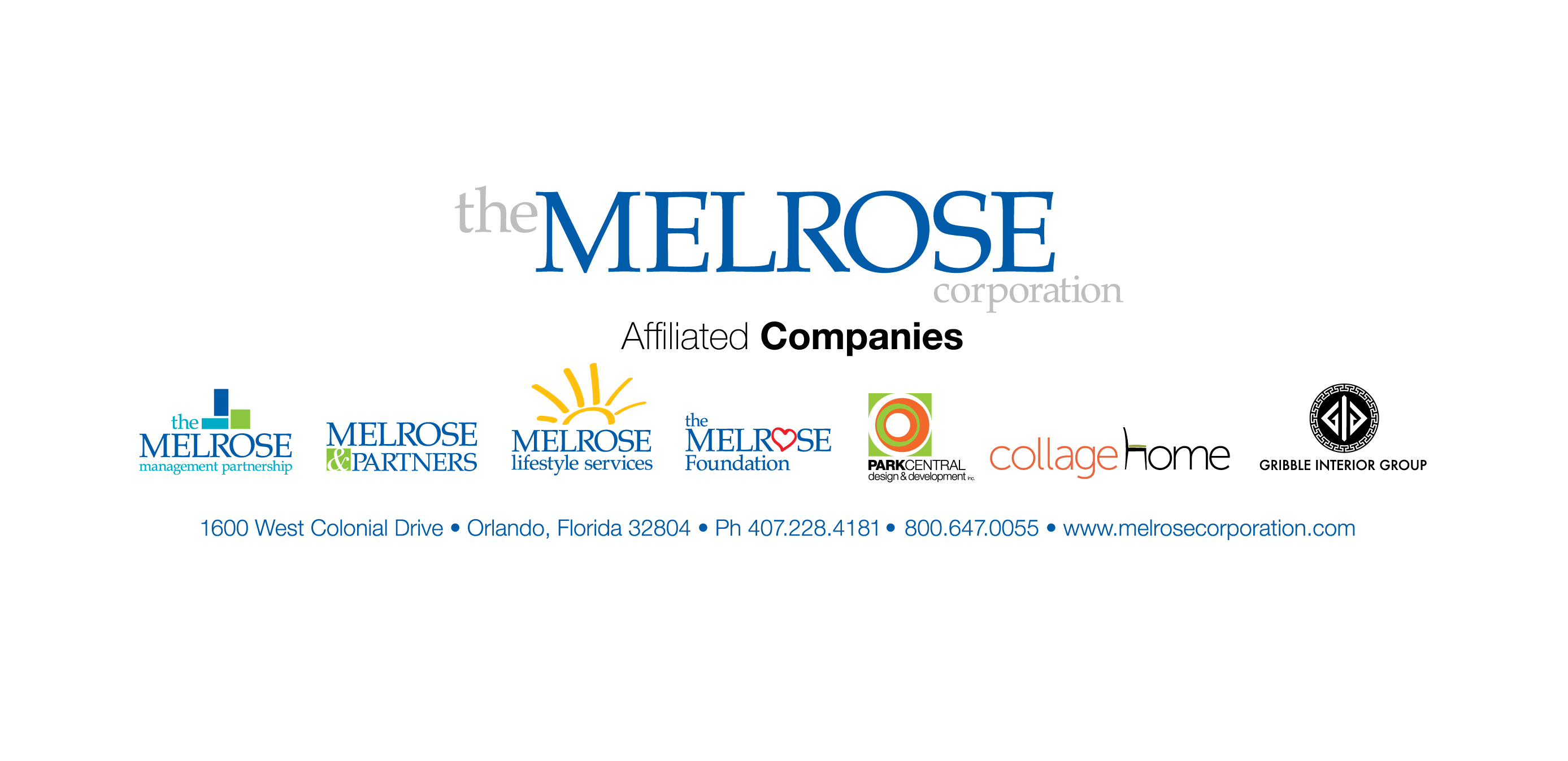 The Melrose Corporation