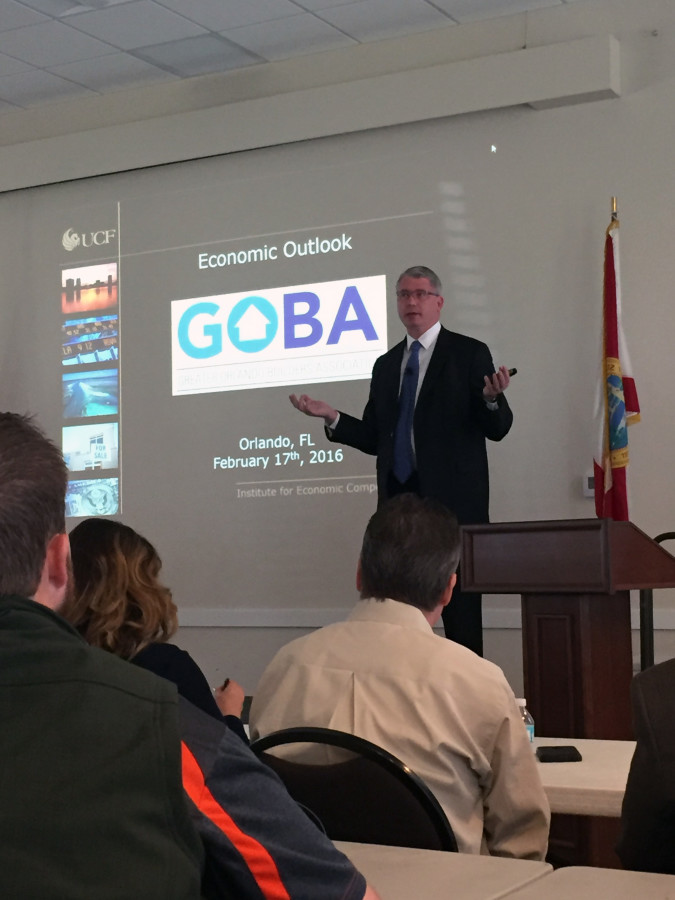GOBA Economic Update