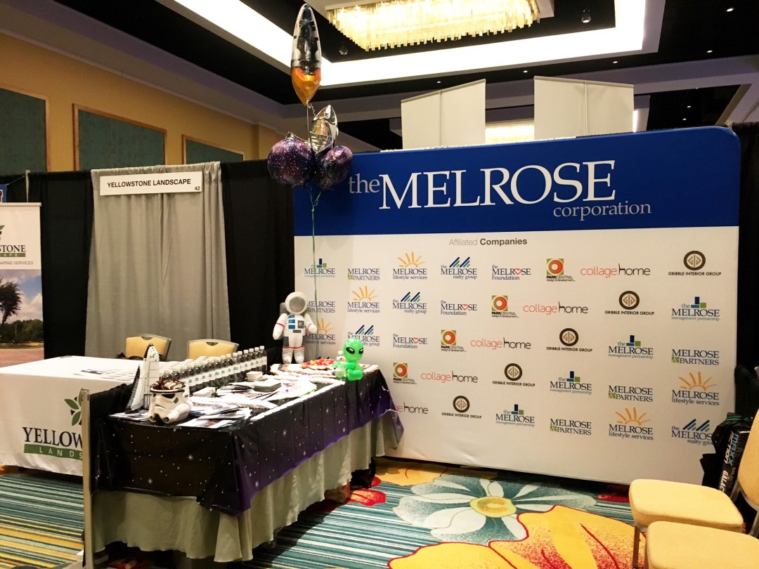 The Melrose Corporation at the CAI Trade show 2016