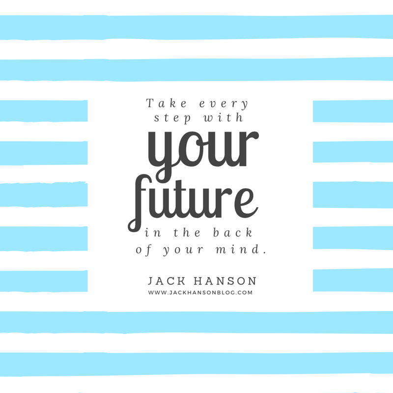 Take Steps Toward Your Future