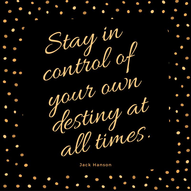 Control Your Destiny