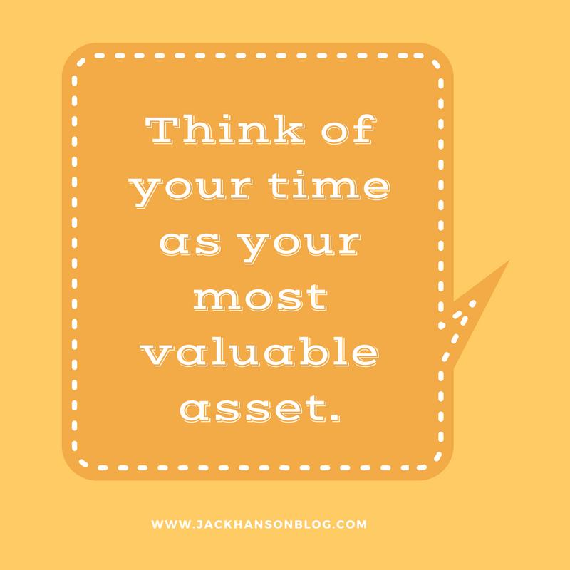 Time as an Asset