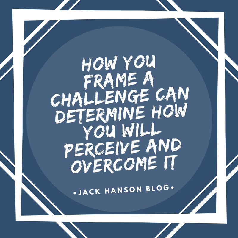 Framing Your Challenges